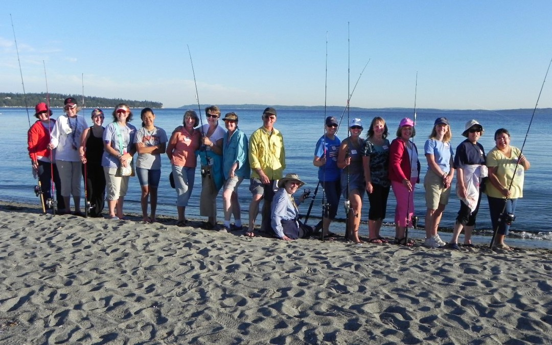 Fishinista Workshop