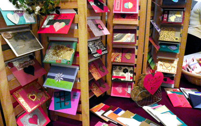 Make valentine cards for friends Feb. 3 from 1 to 4 p.m.