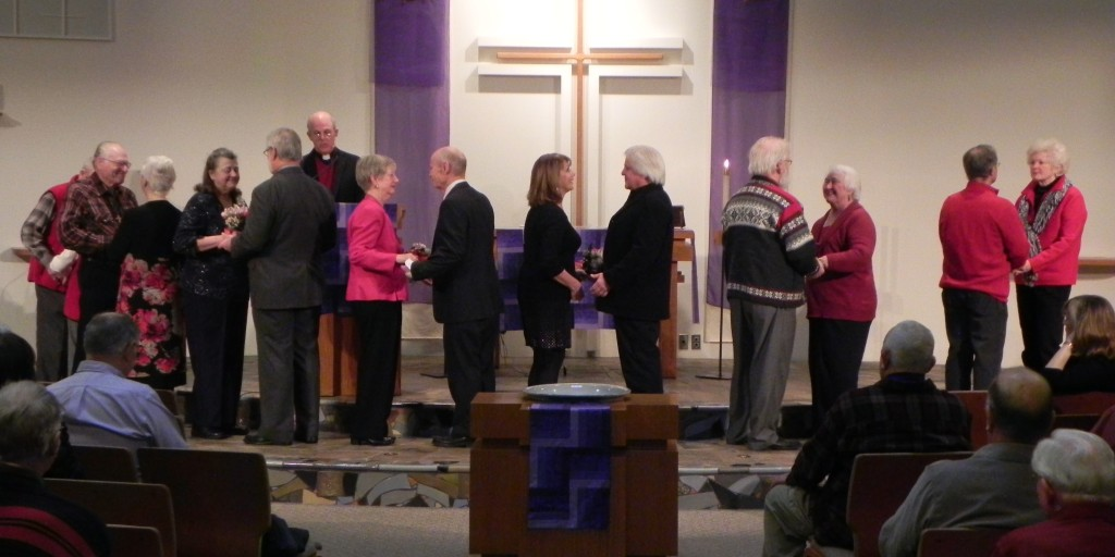 37 Couples Renew Vows During Valentine S Day Worship
