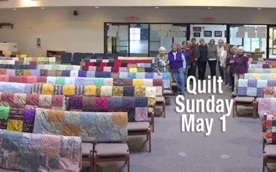 May 1 is Quilt Sunday