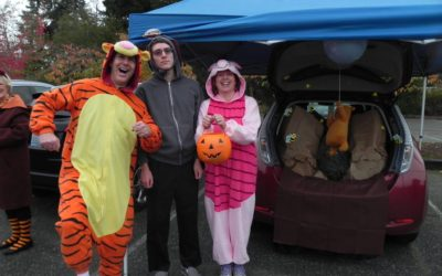 Trunk or Treat and Harvest Party Sunday, Oct. 29 from 2 to 4 p.m.
