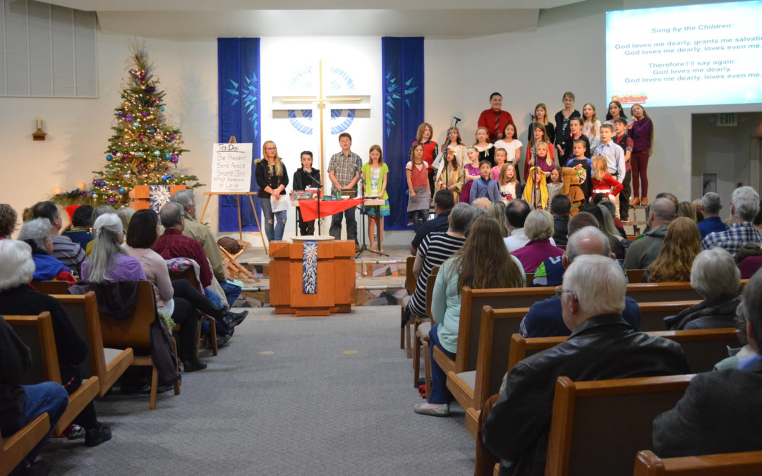 2018 TLC Christmas Pageant