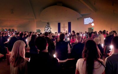 Join us for Christmas Eve Services at 4, 7 or 9 p.m.