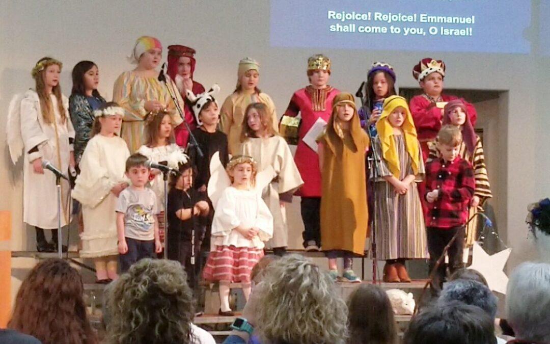 TLC Children's Christmas Pageant