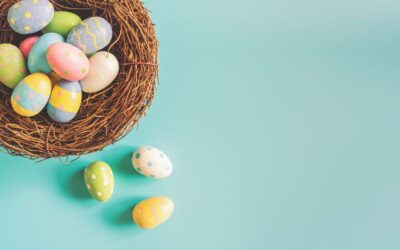 Easter Eggs and Internal Beauty